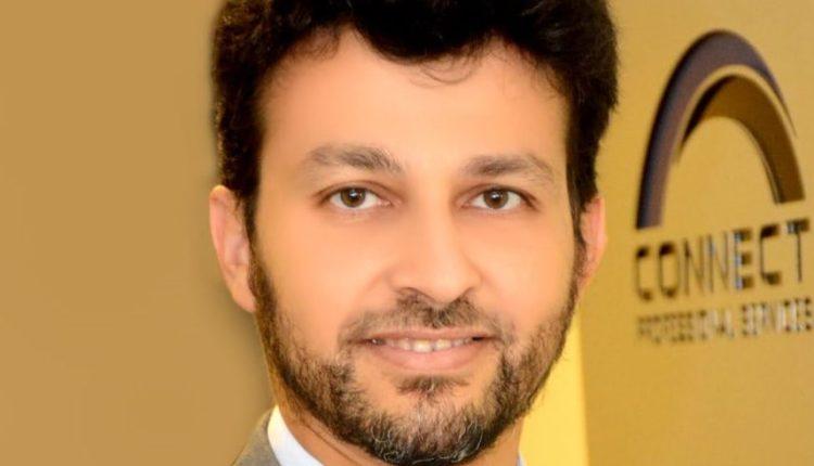 أحمد حلمي، رئيس قطاع تطوير الأعمال بشركة كونكت بمصر