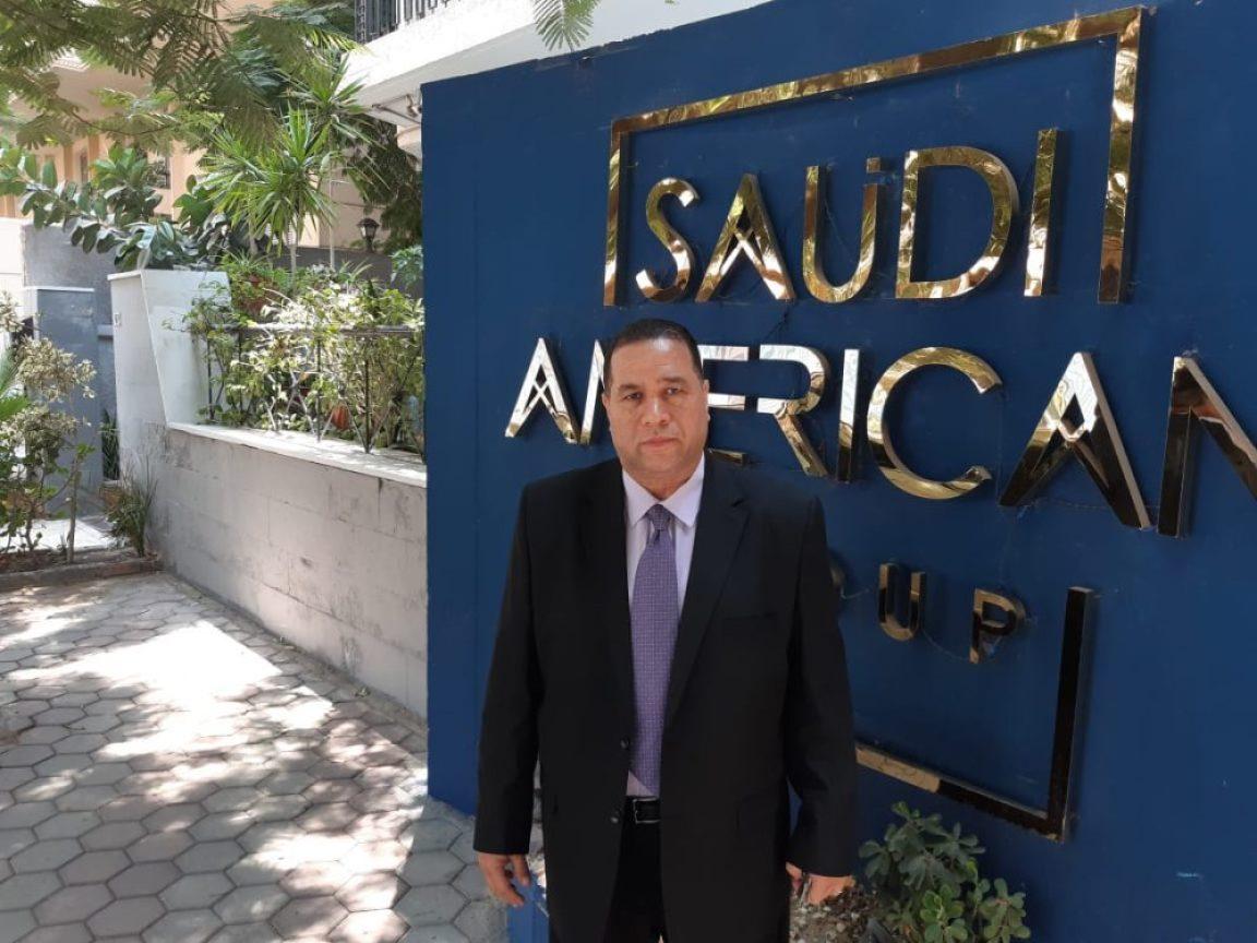 المستشار محمد رمضان عضو مجلس الادارة والمستشار القانوني