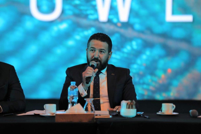 سامر البيك رئيس مجلس ادارة الشركة