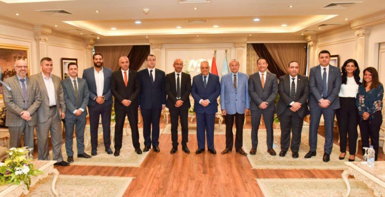 تعاون بين العربية للتصنيع وأورنج مصر