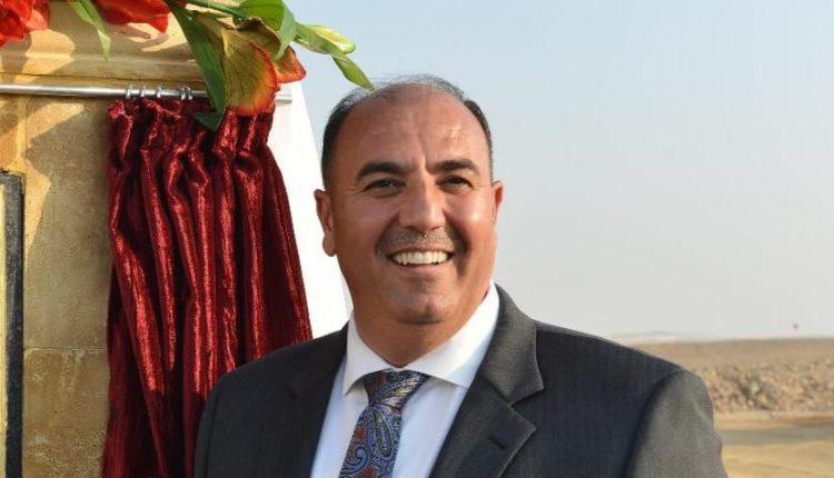 مصعب نجار رئيس مجلس الادارة لشركة المجموعة السعودية الامريكية