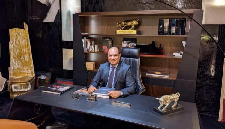 وليد خليل، رئيس مجلس إدارة شركة نيو بلان للتطوير