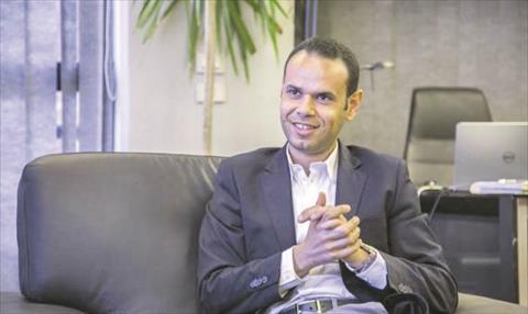 المهندس محمد هاني العسال، العضو المنتدب والرئيس التنفيذي لشركة مصر إيطاليا العقارية