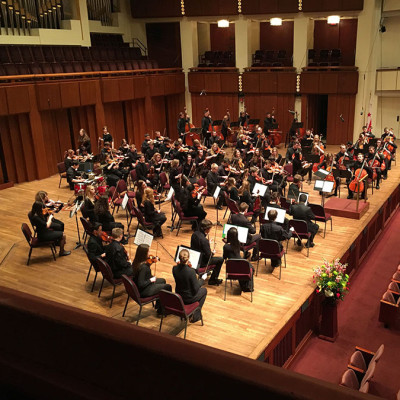 Bay Port High School Orchestra (3)