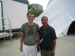 Canh Nguyen Brad Mehldau - Ottawa Jazz Festival 2008