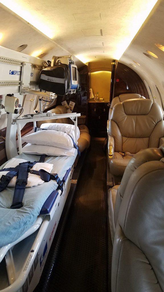 Reva Air Ambulance Unveils New Aircraft Capital Region Chamber