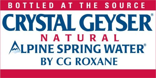 Crystal Geyser Natural Spring Water
