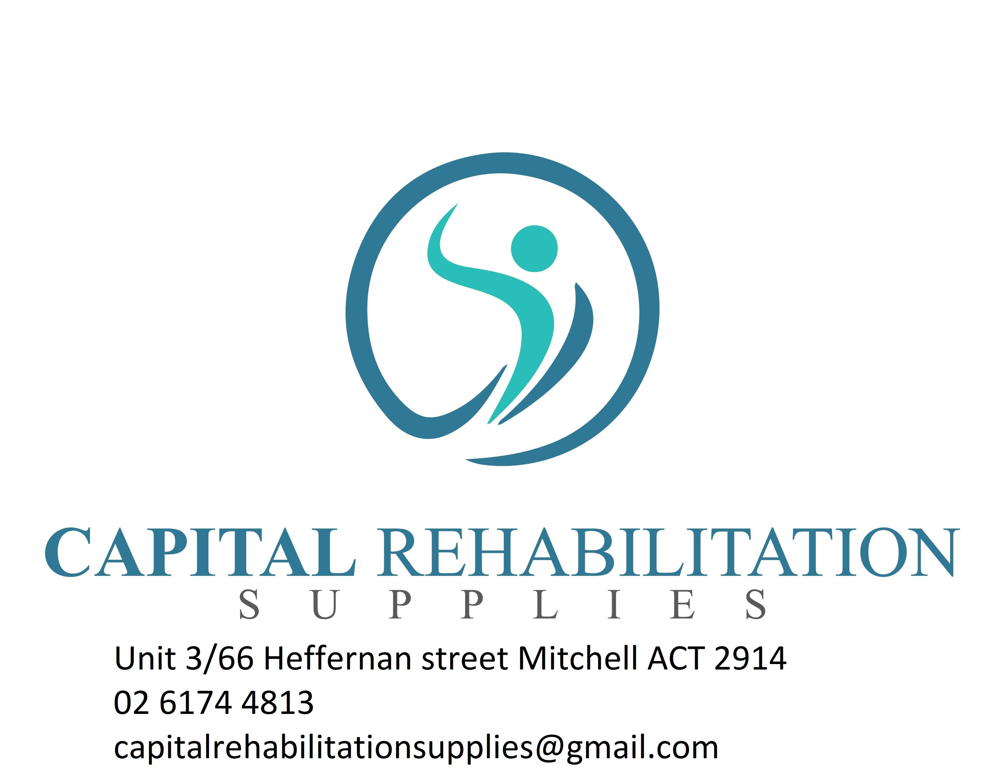 "'Capital Rehabilitation Supplies, bring rehabilitation to the nation"""