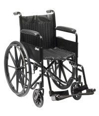 The Drive S1 Steel Wheelchair