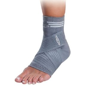 DONJOY STRAPPING ELASTIC ANKLE BRACE SMALL