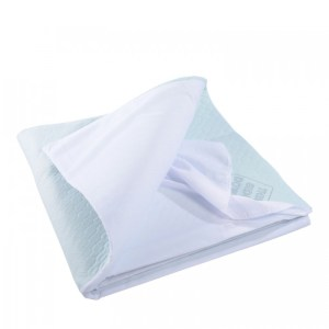 Drycare Deluxe Absorbent Bed washable - Reusable - single bed with tuck in wings