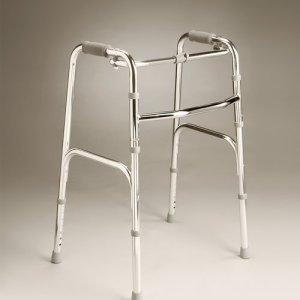 Walking Frame Lightweight Adult Silver