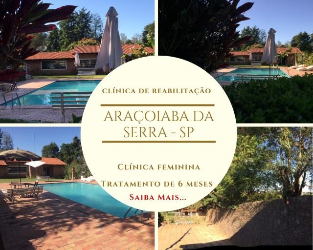 Clinica de recuperação em São Paulo - Feminina