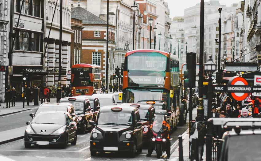 Transport Planning London