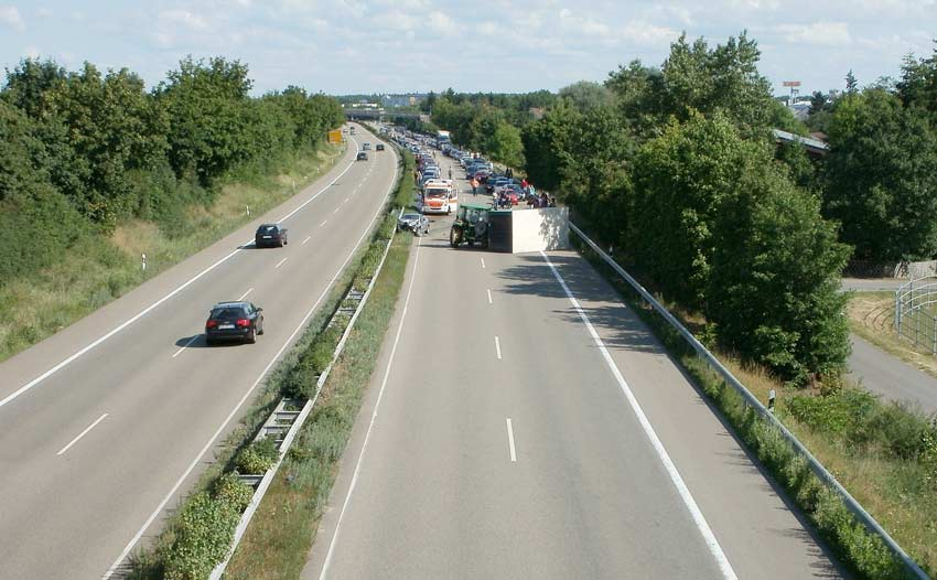 Traffic collision analysis