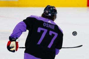 T.J. Oshie.