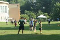 LowerField Scrimmage