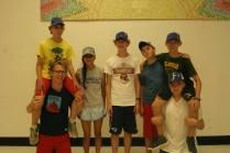 Team Blue Pic