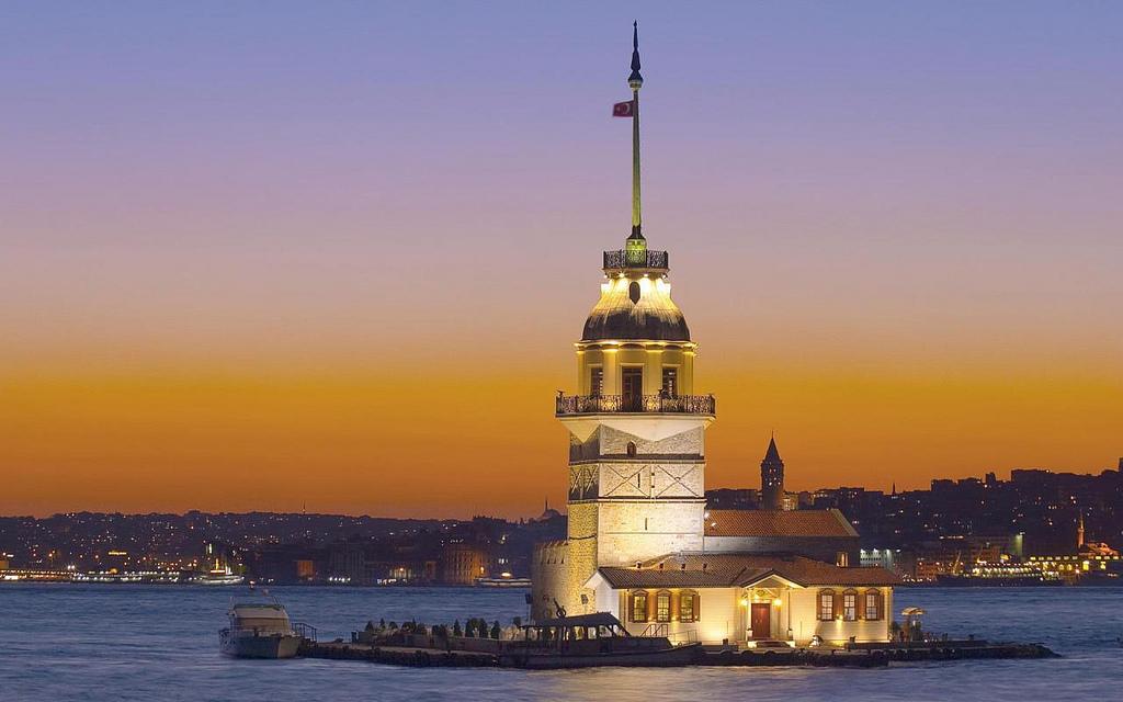 Torre Kiz Kulesi (Foto: ?? ?)