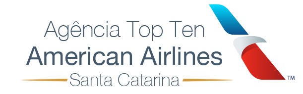 Agência Top Ten American Airlines em Santa Catarina