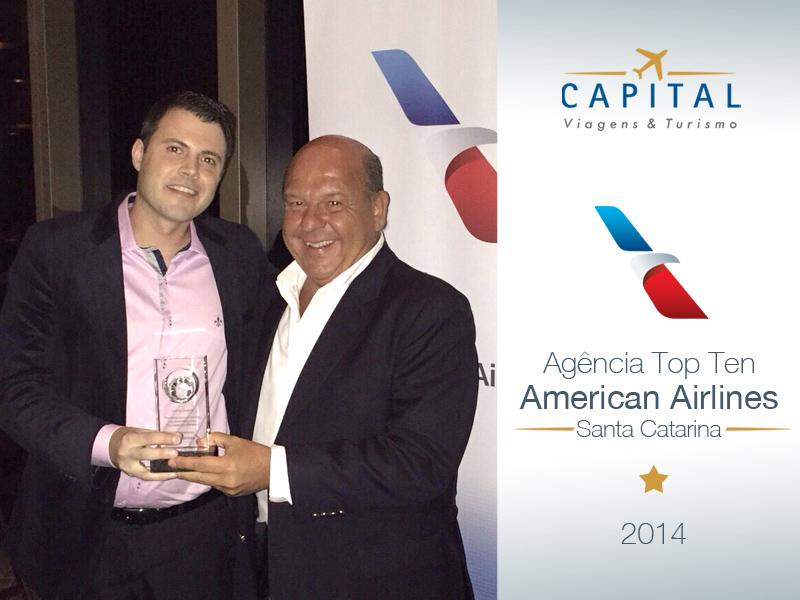 Prêmio America Airlines