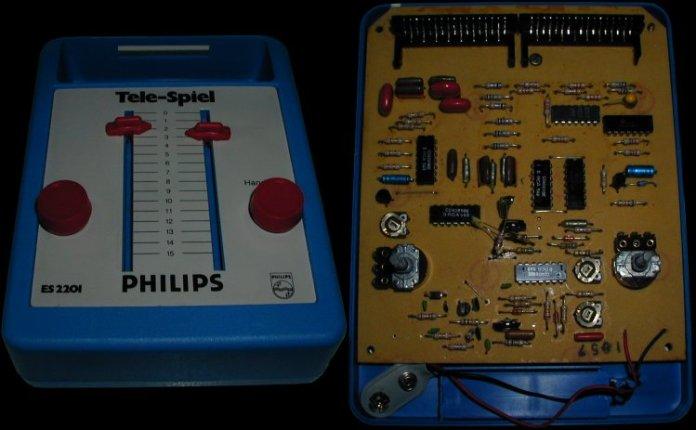 tele-spiel-philips-consola-desarmada