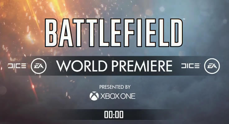 Battefield 1 World Premiere
