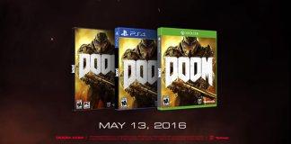 Doom Trailer de lanzamiento