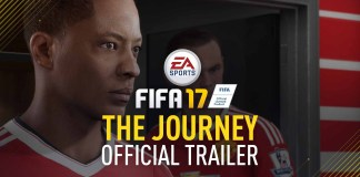 Fifa 17 The Journey E3 2016