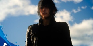 Final Fantasy XV trailer E3 2016