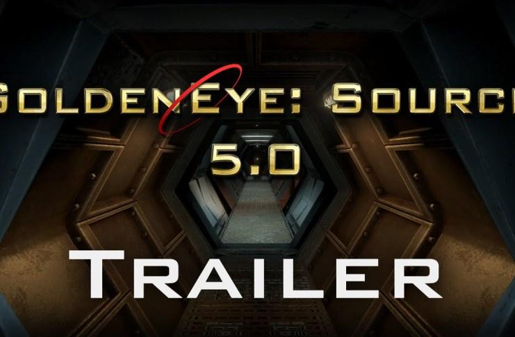 X GoldenEye Source