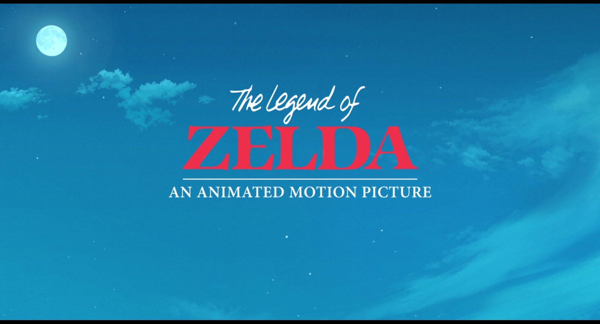 Zelda al estilo de estudio Ghibli