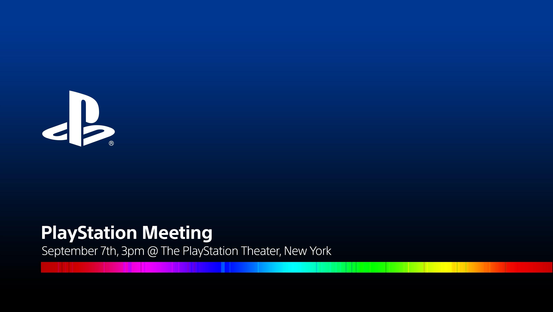 PlayStation® Meeting 2016