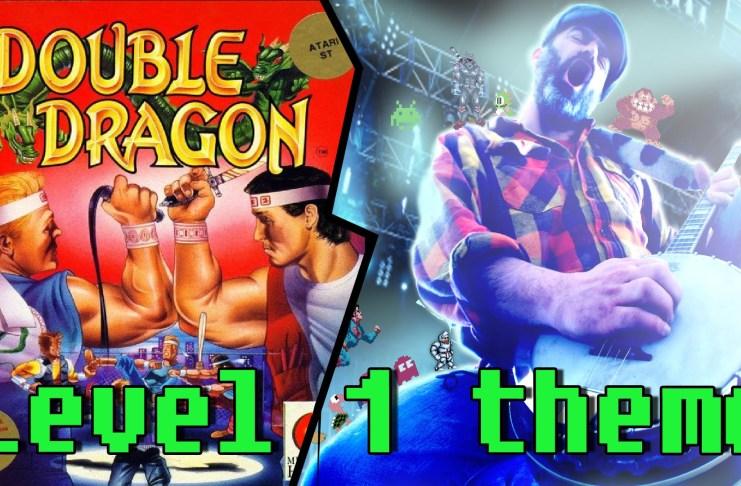 Double Dragon ★ Arrival of the Black Warriors Level1 interpretado por BanjoGuyOllie