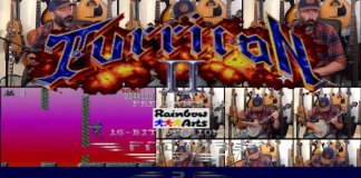 Turrican 2 Cover interpretado por Banjo Guy Ollie