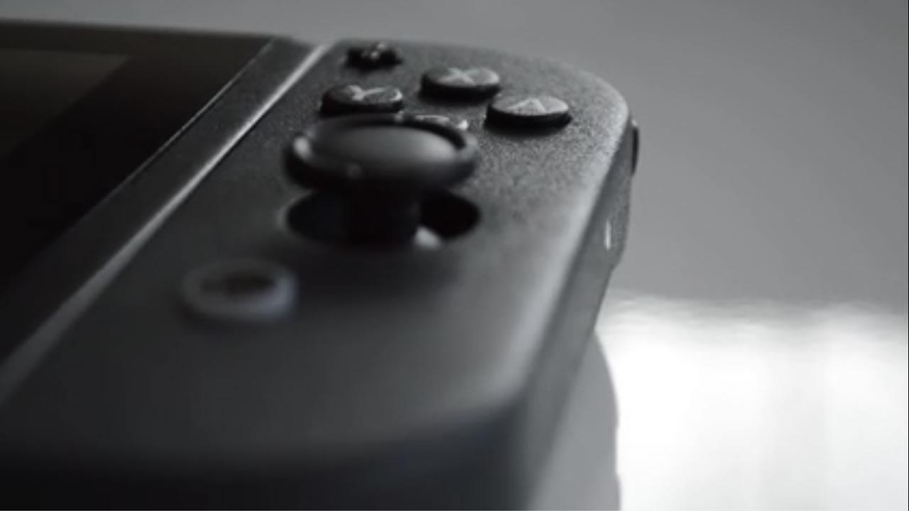 Como se fabrico el Nintendo Switch falso