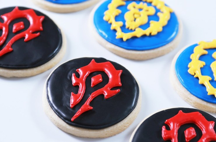 Galletas de Warcraft