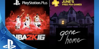 PlayStation Plus de junio de 2016