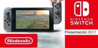 Presentación 2017 de Nintendo Switch subtitulada al español
