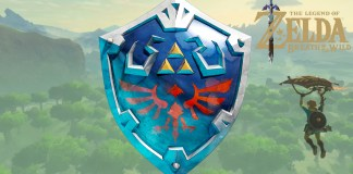 Como obtener el escudo de Hylian en The Legend of Zelda Breath of the Wild
