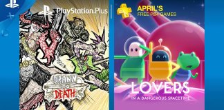 PlayStation Plus de abril de 2017