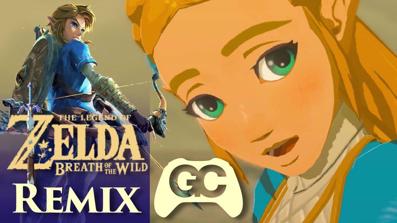 Zelda Breath of the Wild CG5 Epic Trap Remix por GameChops