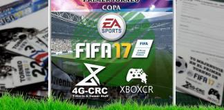 Primer torneo Copa 4 Gamers Xbox CR del juego Fifa 17