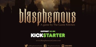 Blasphemous juego indie triunfa en Kickstarter