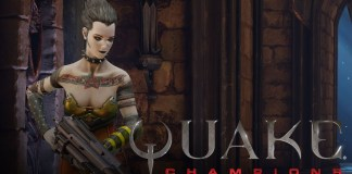 Quake Champions Tráiler del campeón Slash