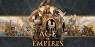 Age of Empires Definitive Edition se anuncia durante la PC Gaming Show