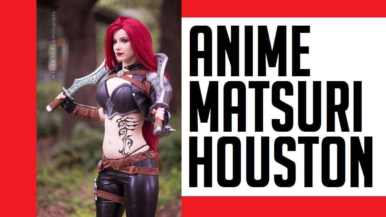 Anime Matsuri Houston 2017