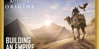 Assassins Creed Origins Construyendo un Imperio