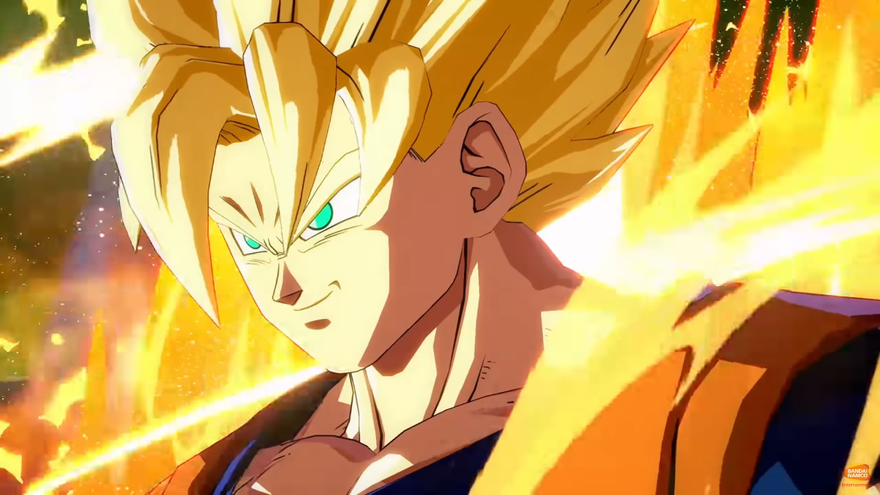 Dragon Ball FighterZ honra la saga de Toriyama