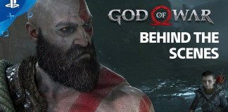 God of War detrás de escena